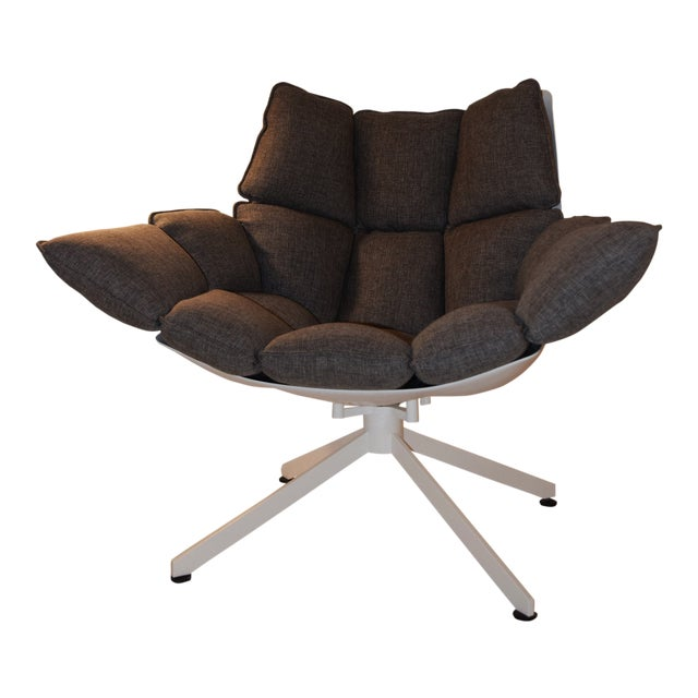 Modern Bb Italia Outdoor Husk Chair Chairish