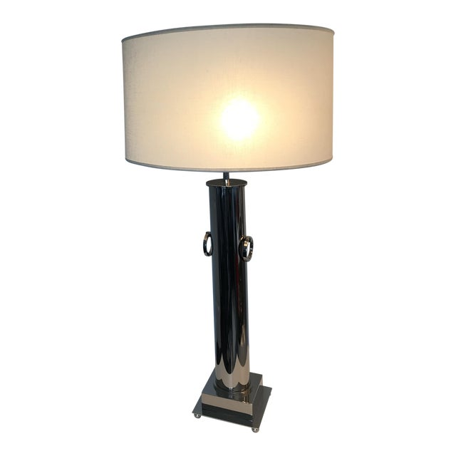 Restoration Hardware Table Lamp - Image 1 of 5