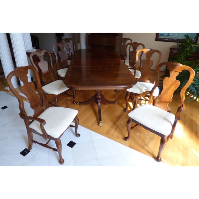 Queen Anne Dining Room Set - Image 3 of 7
