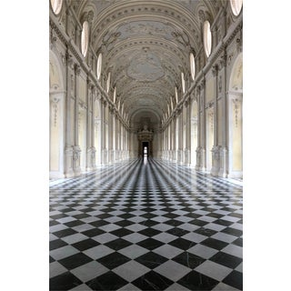 'Symmetry in Versailles' Framed Photography by R. Rivera For Sale