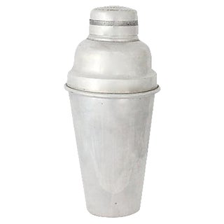 1950s Martini & Rossi Cocktail Shaker