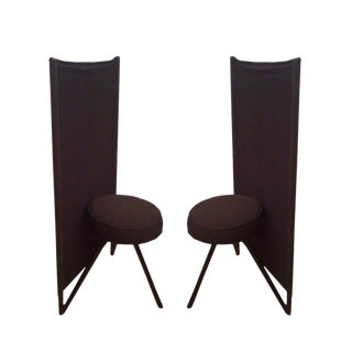 "Philippe Starck ""Miss Wirt"" Chairs - A Pair"