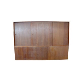 California Artisan Room Divider & Storage For Sale