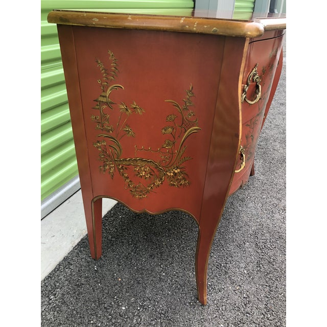 Chinoiserie Chest of Drawers by Baker Furniture For Sale - Image 9 of 13