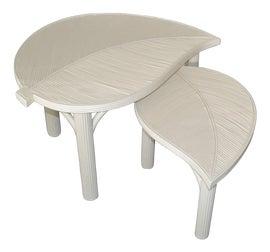 Image of Hollywood Regency Nesting Tables