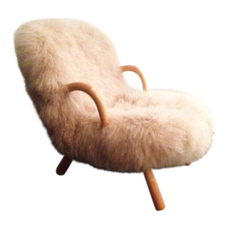 "PHILIP ARCTANDER ""Mussel"" Lounge Chair ca. 1940"