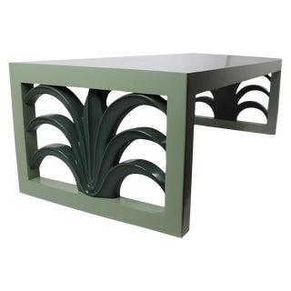 Palm Leaf Table by Robsjohn Gibbings For Sale