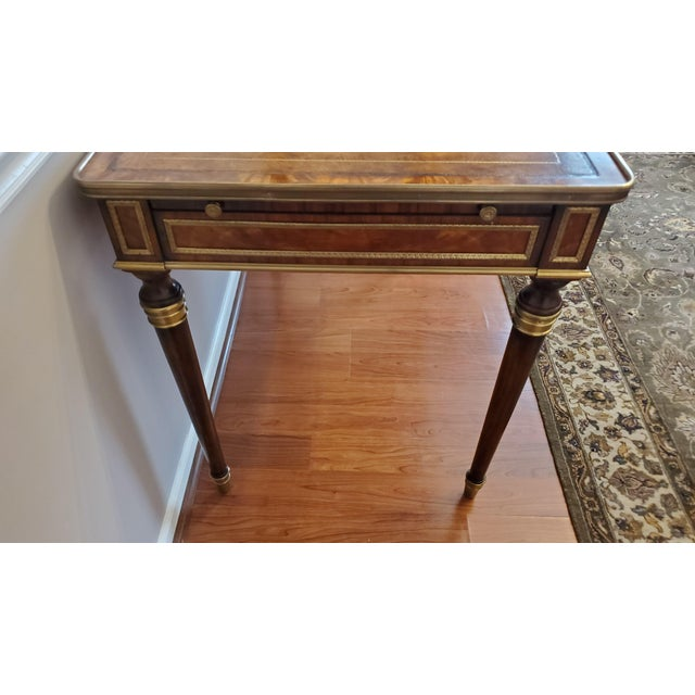 """2010s Theodore Alexander """"Tales From France Writing Desk"""" For Sale - Image 5 of 13"""