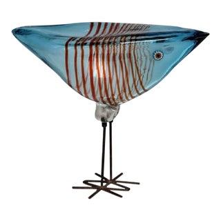 Alessandro Pianon Murano Pulcini Bird Sculpture For Sale