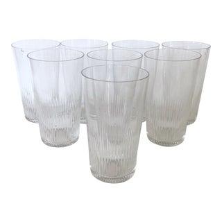 Set of 8 Juice Glasses