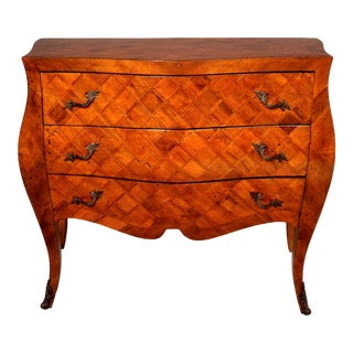 19th Century Louis XV Style French Petite Commode For Sale