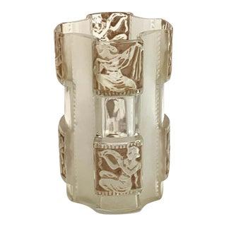 "Rene Lalique ""Helene"" Vase, Circa 1947 For Sale"