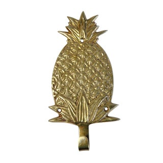 Brass Pineapple Hook