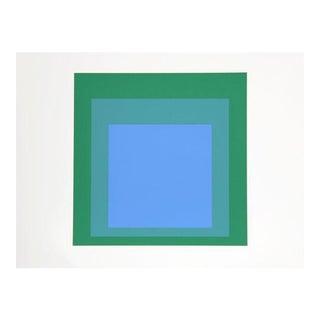 "Josef Albers ""Portfolio 2, Folder 33, Image 2"" Print"