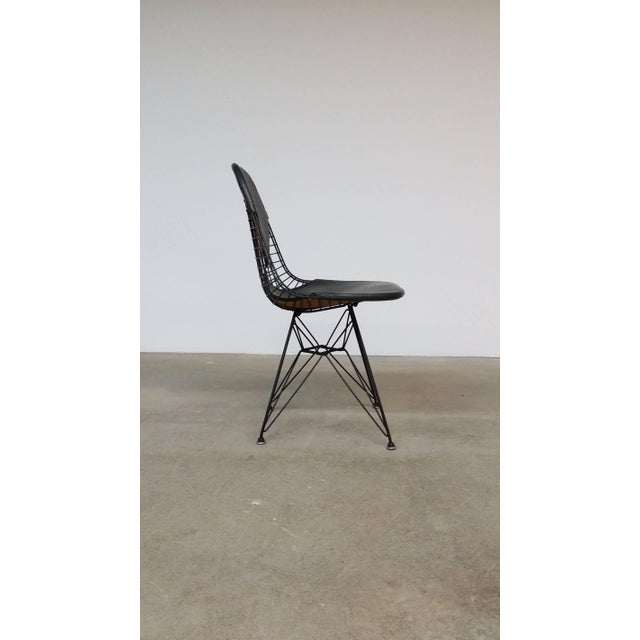 Mid-Century Modern Early Charles Eames Dkr-2 For Sale - Image 3 of 10