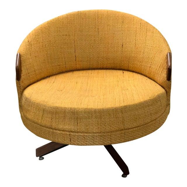 Adrian Pearsall Havana Chair For Sale