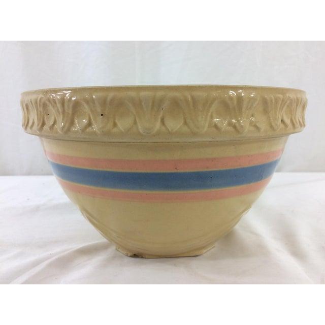 Yellowware Bowl For Sale - Image 4 of 7