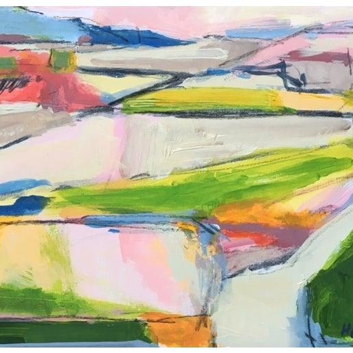 Summer Landscape by Heidi Lanino - Image 2 of 2