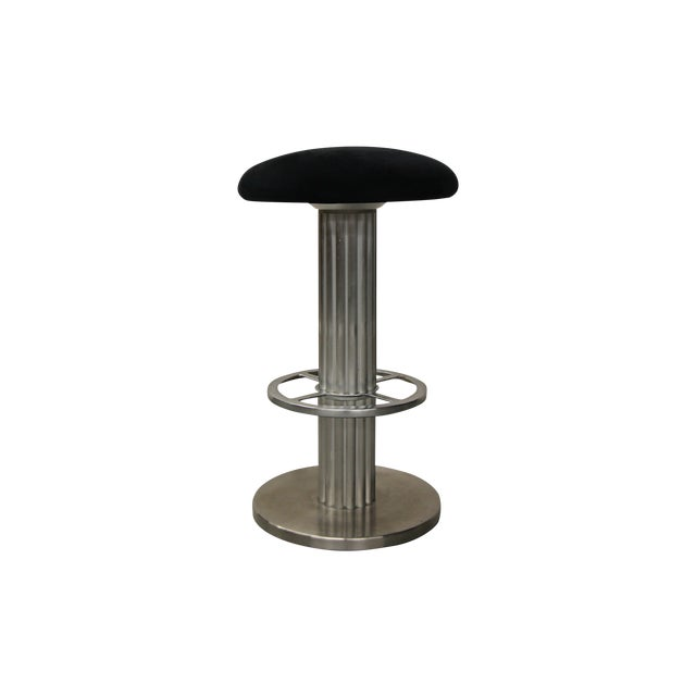 Backless Bar Stool by Design for Leisure - Image 1 of 5