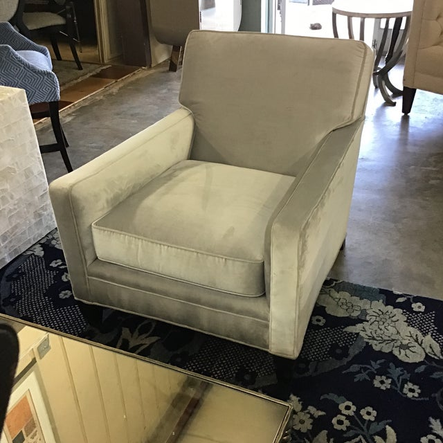 Lee Joffa Side Chair For Sale In Charlotte - Image 6 of 6
