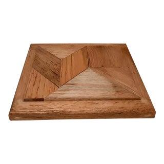 Vintage Euclid Geometric Puzzle Game For Sale