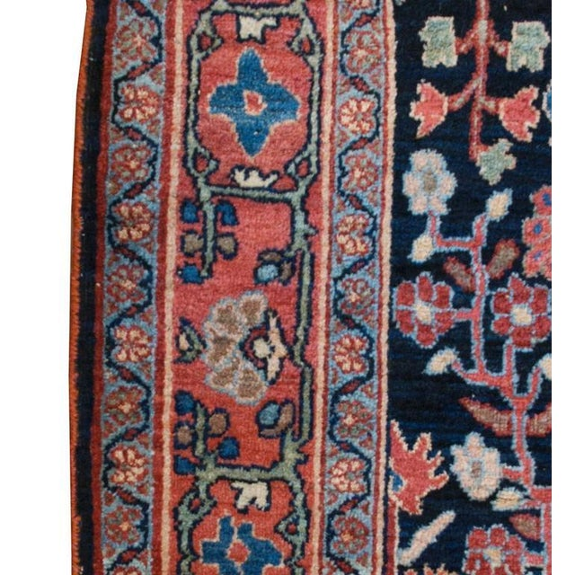 """Early 20th Century Sarouk Rug - 48"""" x 81"""" For Sale In Chicago - Image 6 of 6"""