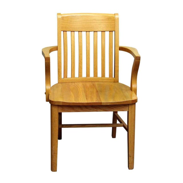 Single Light Wooden Chair - Image 2 of 4