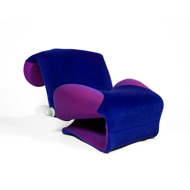 2010s Lounge Chair by Toshiyuki Kita for Cassina For Sale - Image 5 of 9
