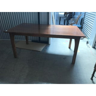 20th Century Arts & Craft Mission Stickley Furniture Oak Dining Room Table Preview