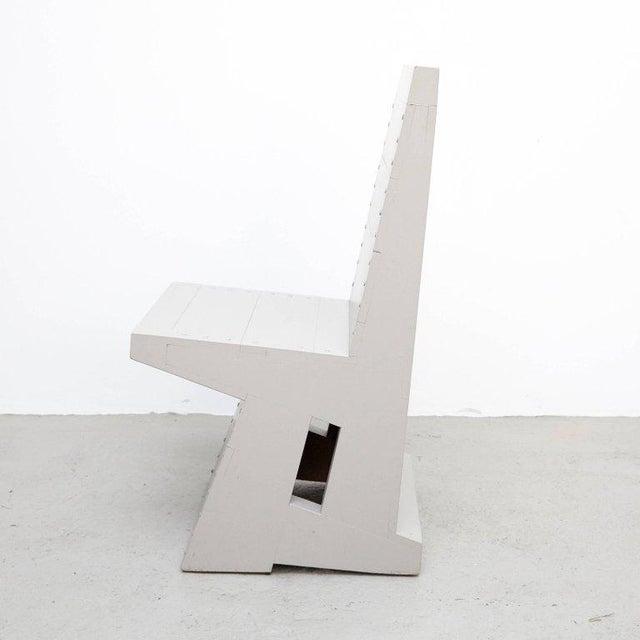 Dom Hans van der Laan Pair of Easy Chairs - Image 6 of 11