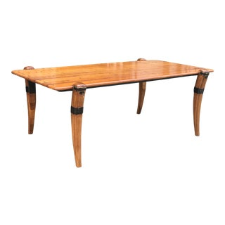 Pacific Green Original Dining Table For Sale