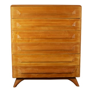 "Vintage Franklin Shockey ""Sculpted Maple"" Dresser For Sale"