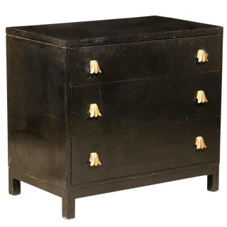 Widdicomb Chest With Tulip Hardware, Choice of Lacquer Color For Sale