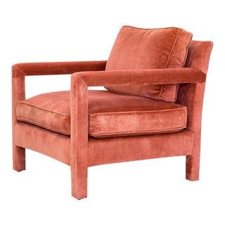 Milo Baughman Parsons Lounge Chair