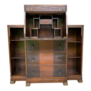 Art Deco Secretary For Sale