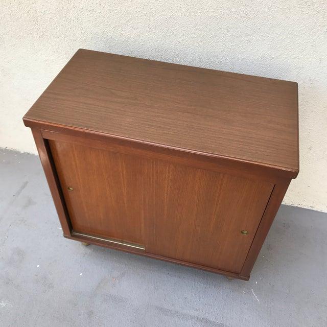 Mid-Century Walnut Sideboard - Image 4 of 9