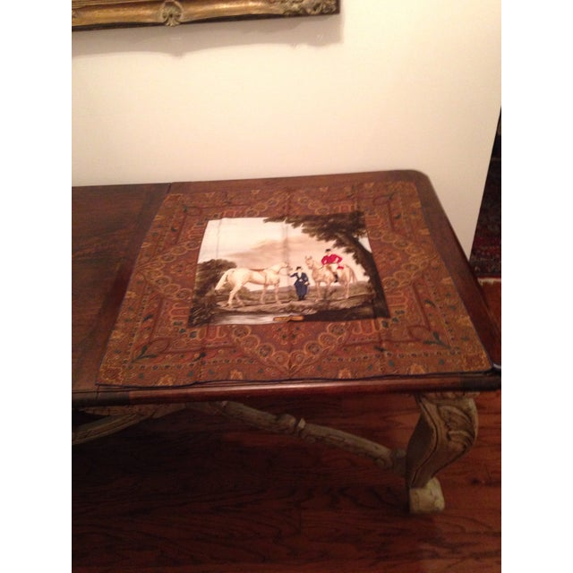 Vintage Silk Ralph Lauren Scarf For Sale In Nashville - Image 6 of 8