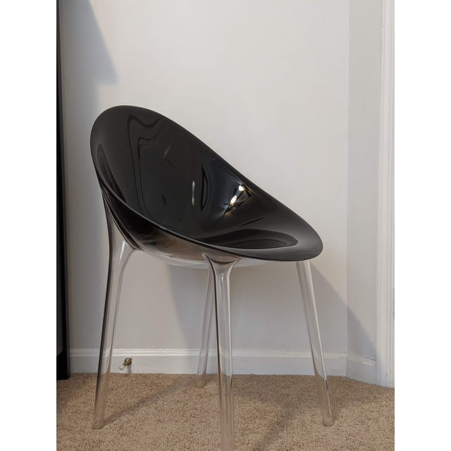 Mid-Century Modern Philippe Stark for Kartell Mr Impossible Chairs - Set of 4 For Sale - Image 3 of 10
