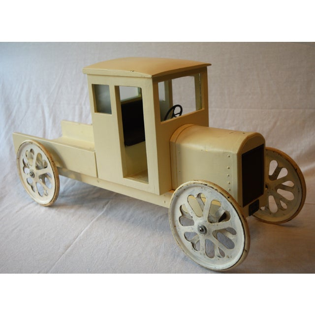 Wooden Toy Truck - Image 3 of 4