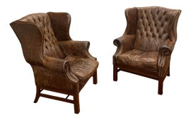Image of Wingback Chairs in New York
