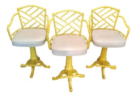 Image of Asian Counter Stools