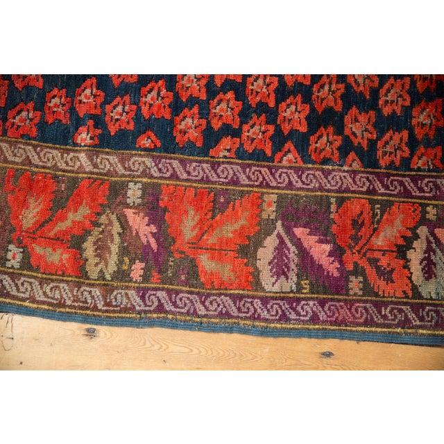 """Antique Karabagh Carpet - 4'9"""" x 9'4"""" For Sale - Image 9 of 13"""