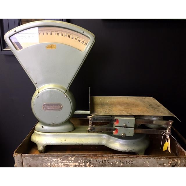 Antique Pennsylvania Brand General Store Scale - Image 2 of 3