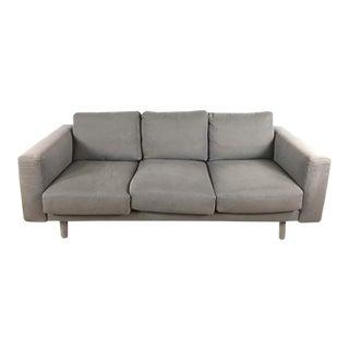 Contemporary Gray Sofa