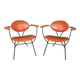 Joseph Cicchelli for Reilly-Wolff Lounge Chairs - a Pair For Sale