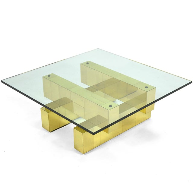 Paul Evans Cityscape Coffee Table by Directional For Sale - Image 11 of 11