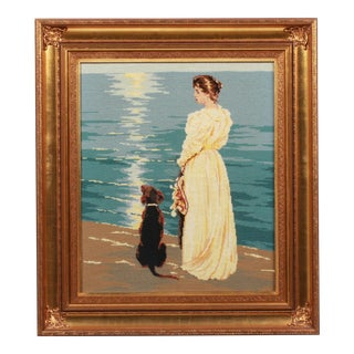 Summer Evening at Skagen Needlepoint