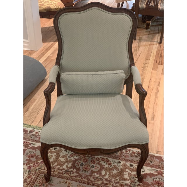 2010s Ethan Allen Chantel Side Chairs - a Pair For Sale - Image 5 of 6