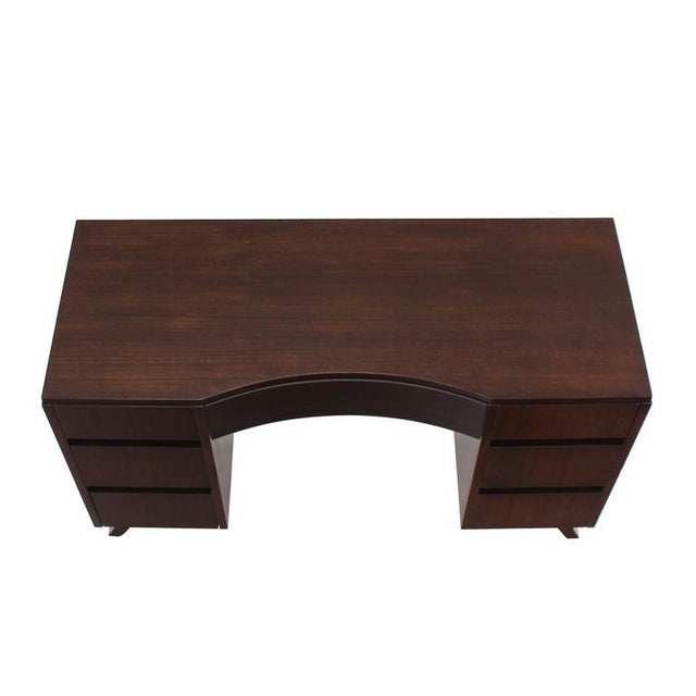 Mid-Century Modern Mid-Century Modern Petit Writing Table Desk For Sale - Image 3 of 8