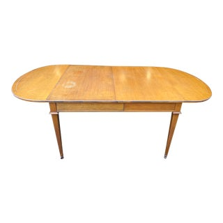 Baker Cherry Dining Table For Sale